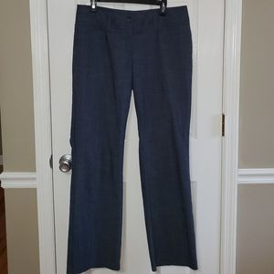 Maurices 11/12 Blue Stretch Trouser Pants